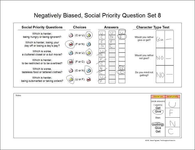 Social Priority test example - Matching Teachers to Students